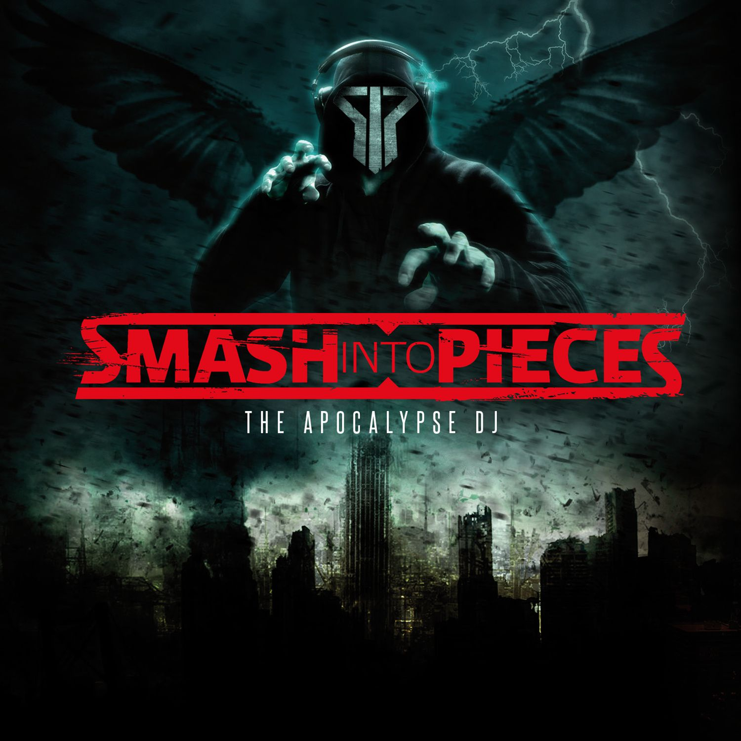 """CD review SMASH INTO PIECES """"The apocalyptic DJ"""""""