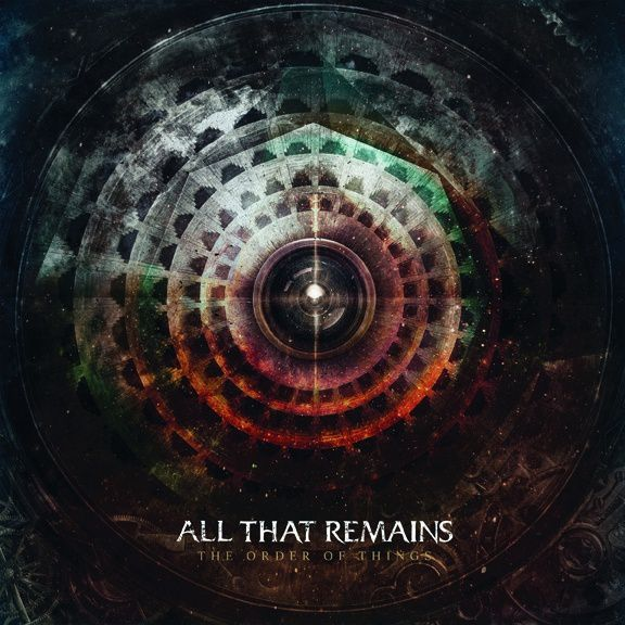 """CD review ALL THAT REMAINS """"The order of things"""""""