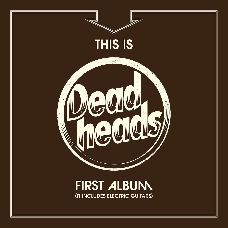 """CD review DEADHEADS """"This is Deadheads first album"""""""