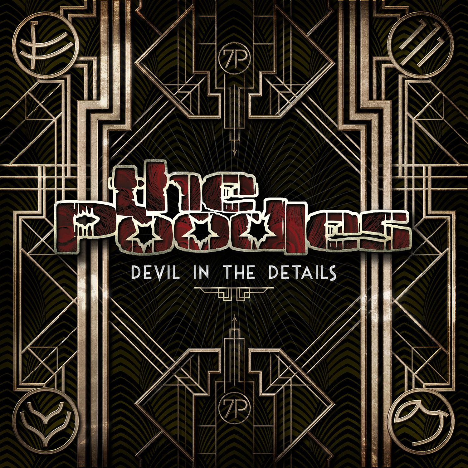 """CD review THE POODLES """"Devil in the details"""""""