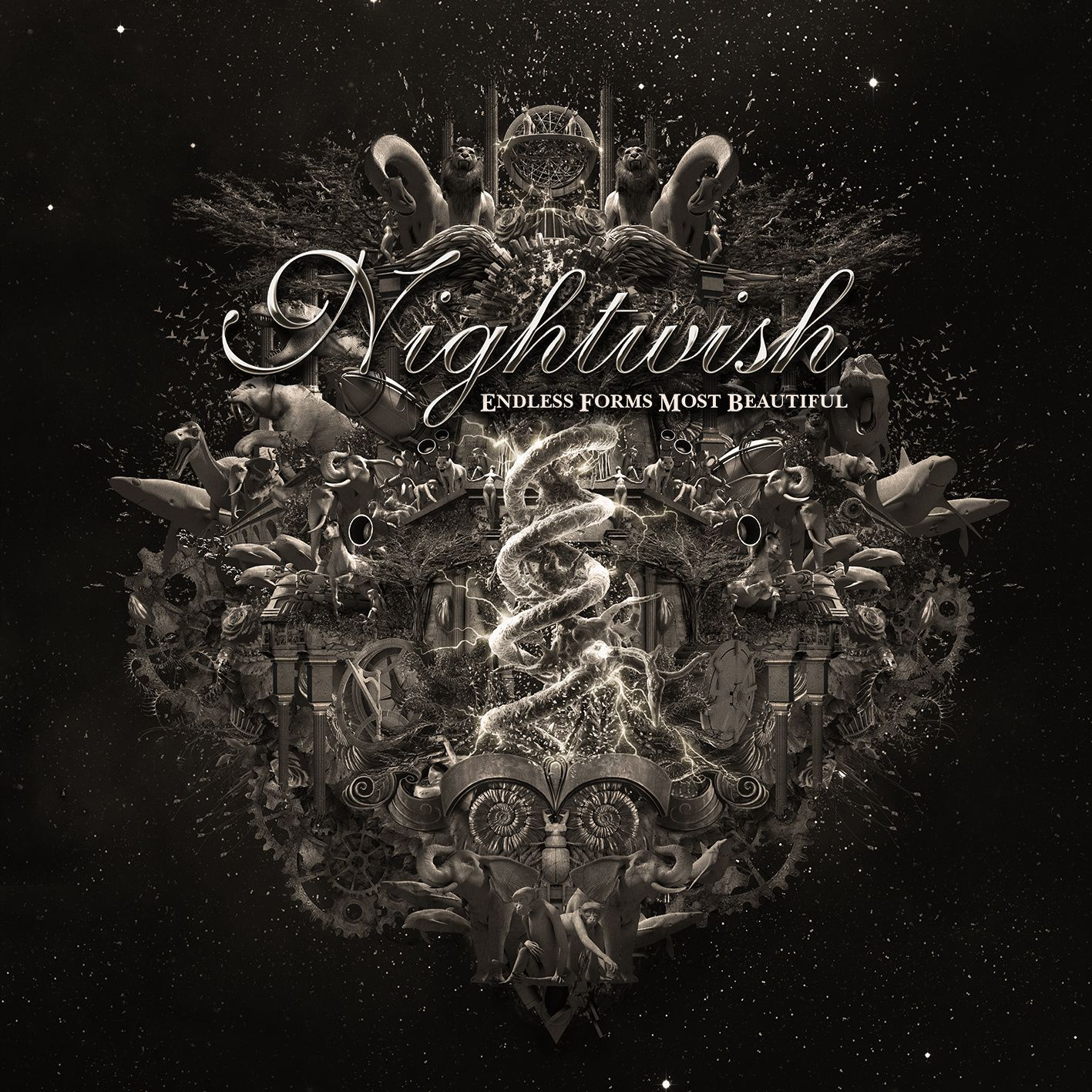 """CD review NIGHTWISH """"Endless forms most beautiful"""""""
