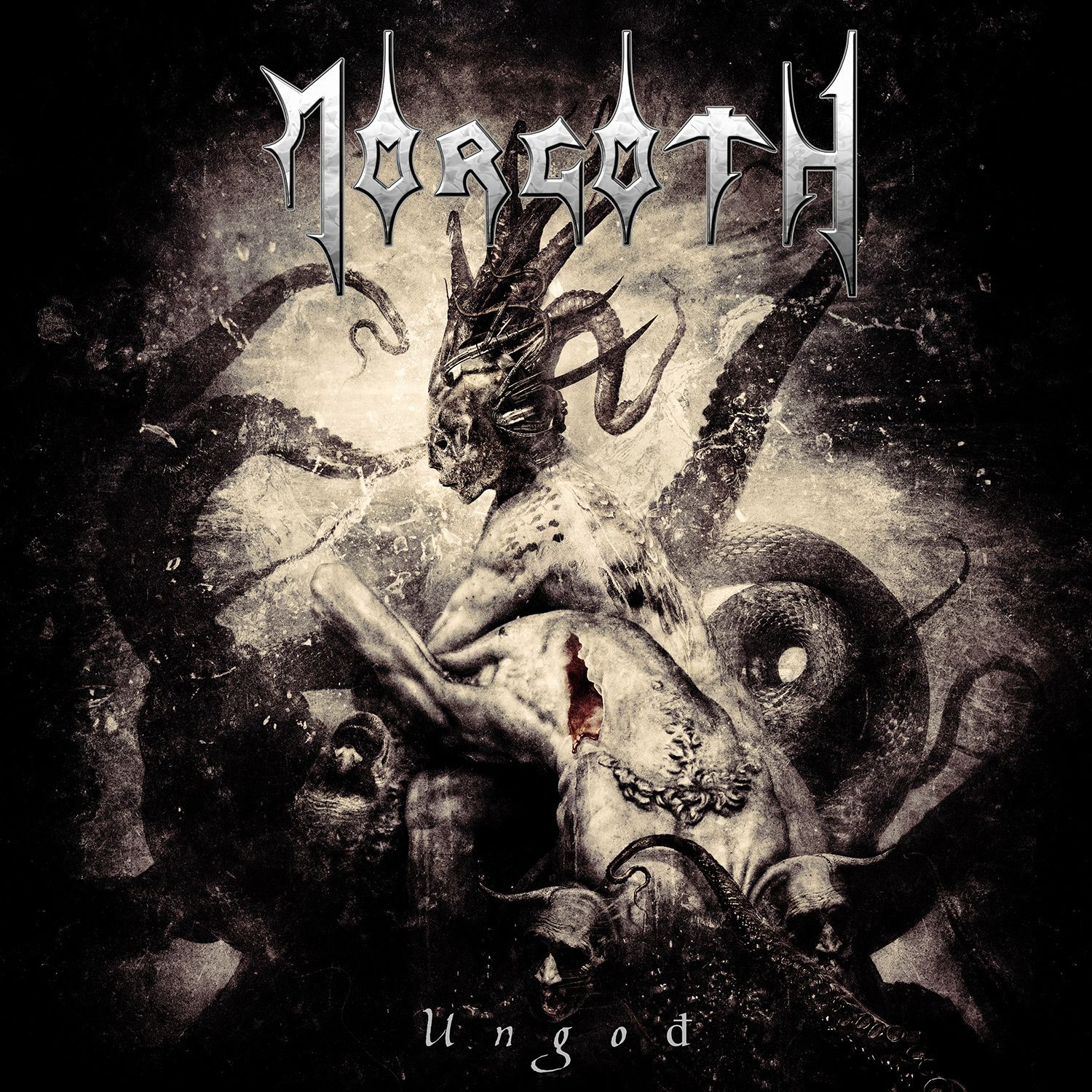 """CD review MORGOTH """"Ungod"""""""