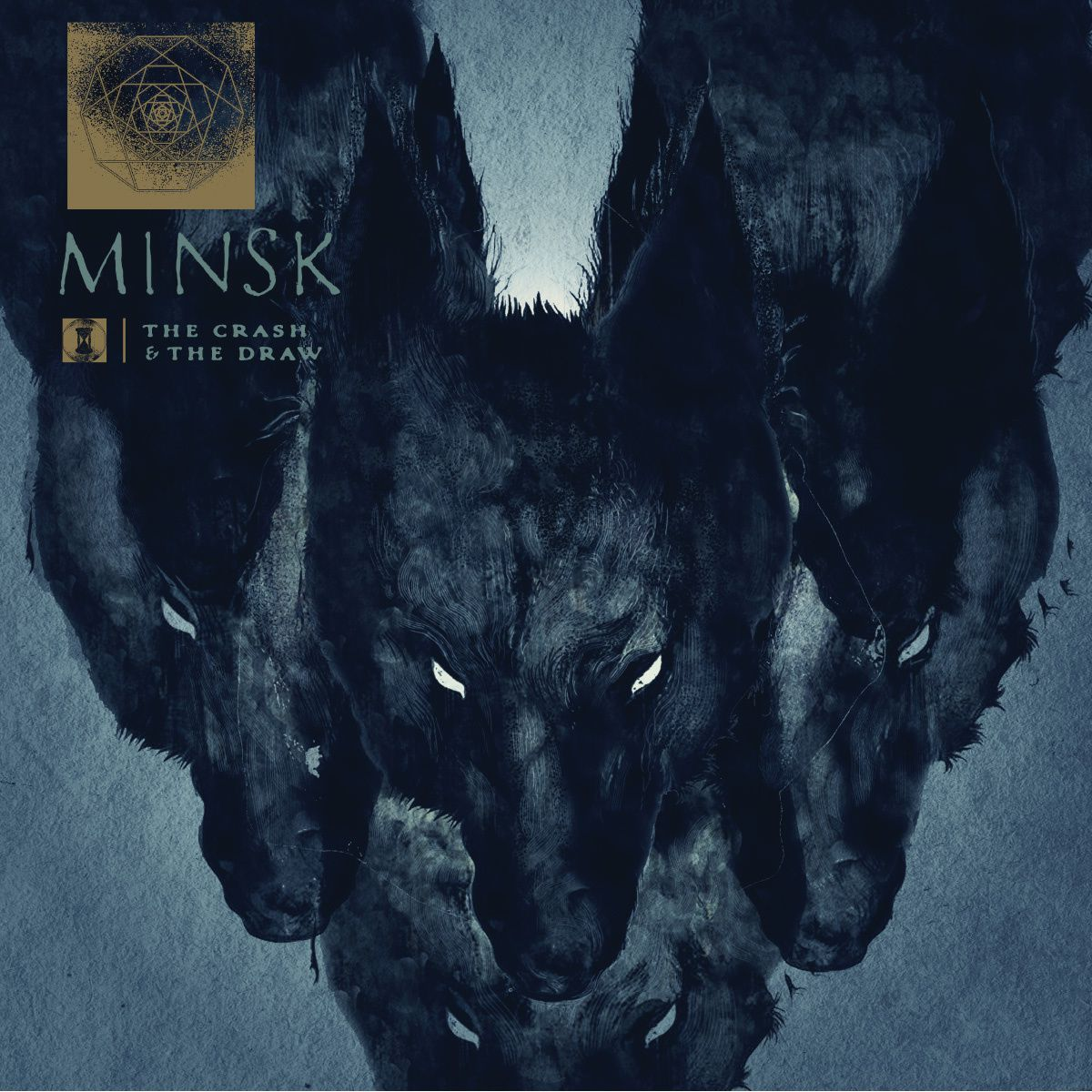 """CD review MINSK """"The crash and the draw"""""""