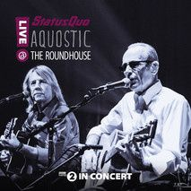 """CD review STATUS QUO """"Aquostic - Live @ the Roundhouse"""""""
