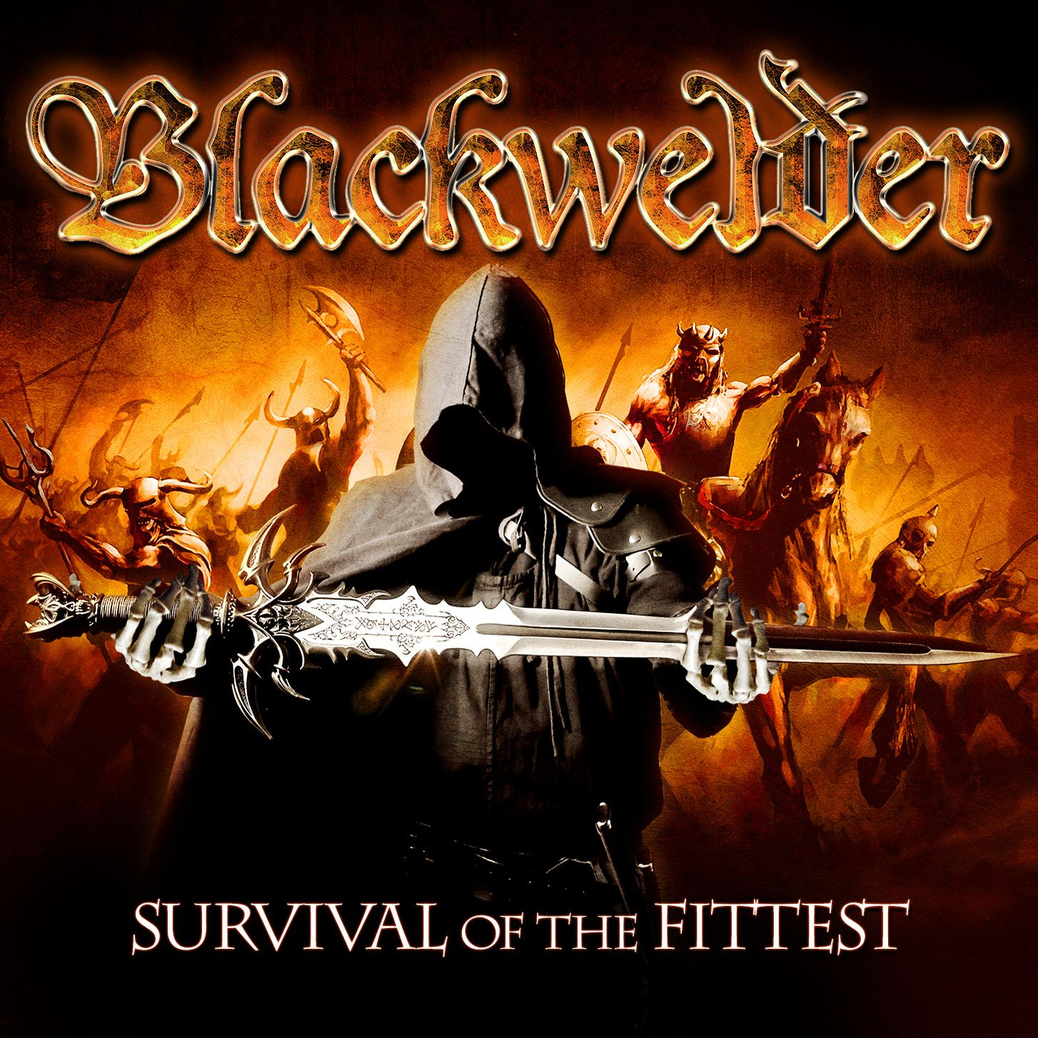 """CD review BLACKWELDER """"Survival of the fittest"""""""
