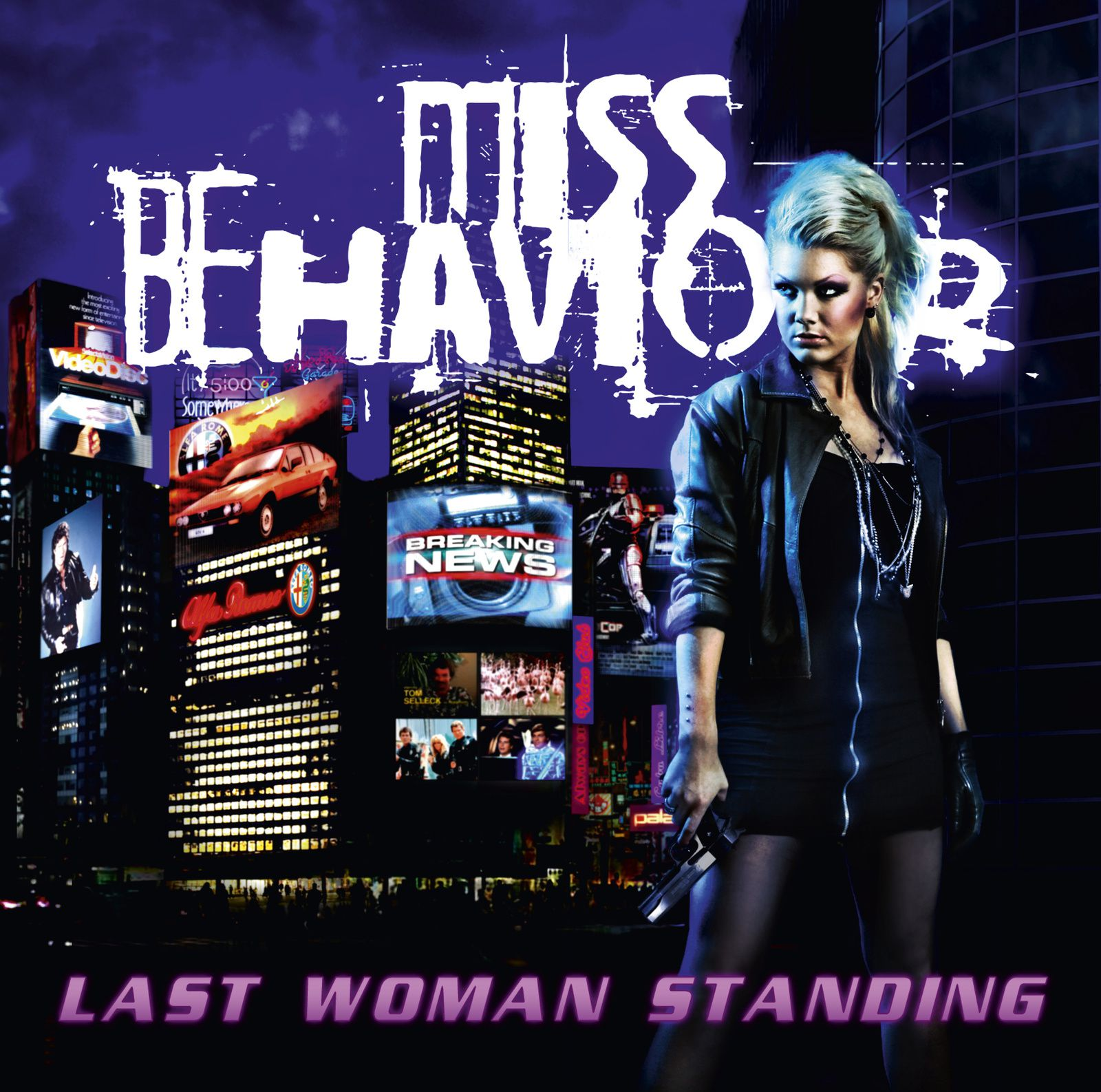 """CD review MISS BEHAVIOUR """"Last woman standing"""" re-release"""