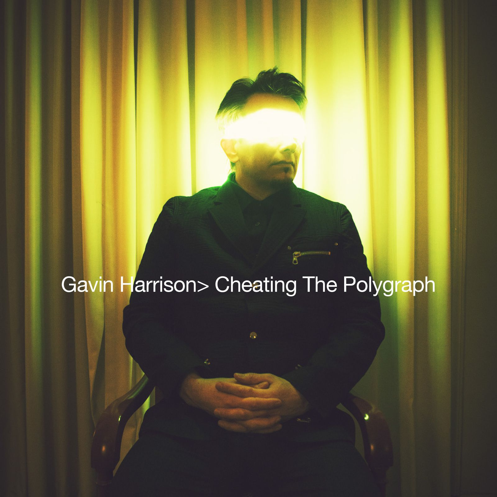 """CD review GAVIN HARRISON """"Cheating the polygraph"""""""