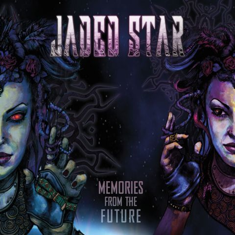 """CD review JADED STAR """"Memories from the future"""""""