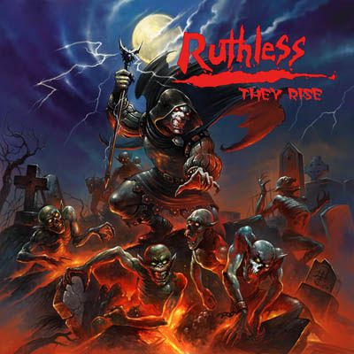 """CD review RUTHLESS """"They rise"""""""