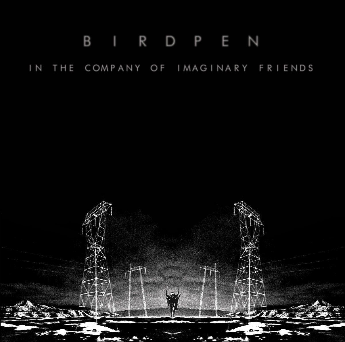 """CD review BIRDPEN """"In the company of imaginary friends"""""""