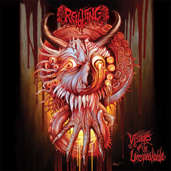 "CD review REVOLTING ""Visages of the unspeakable"""