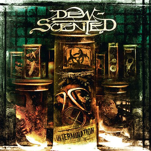 DEW-SENTEND revealed cover & tracklist from the new album