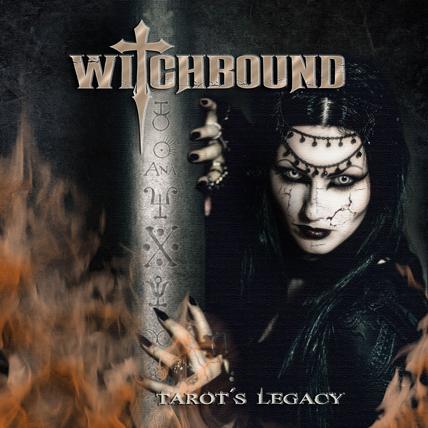 """CD review WITCHBOUND """"Tarot's legacy"""""""
