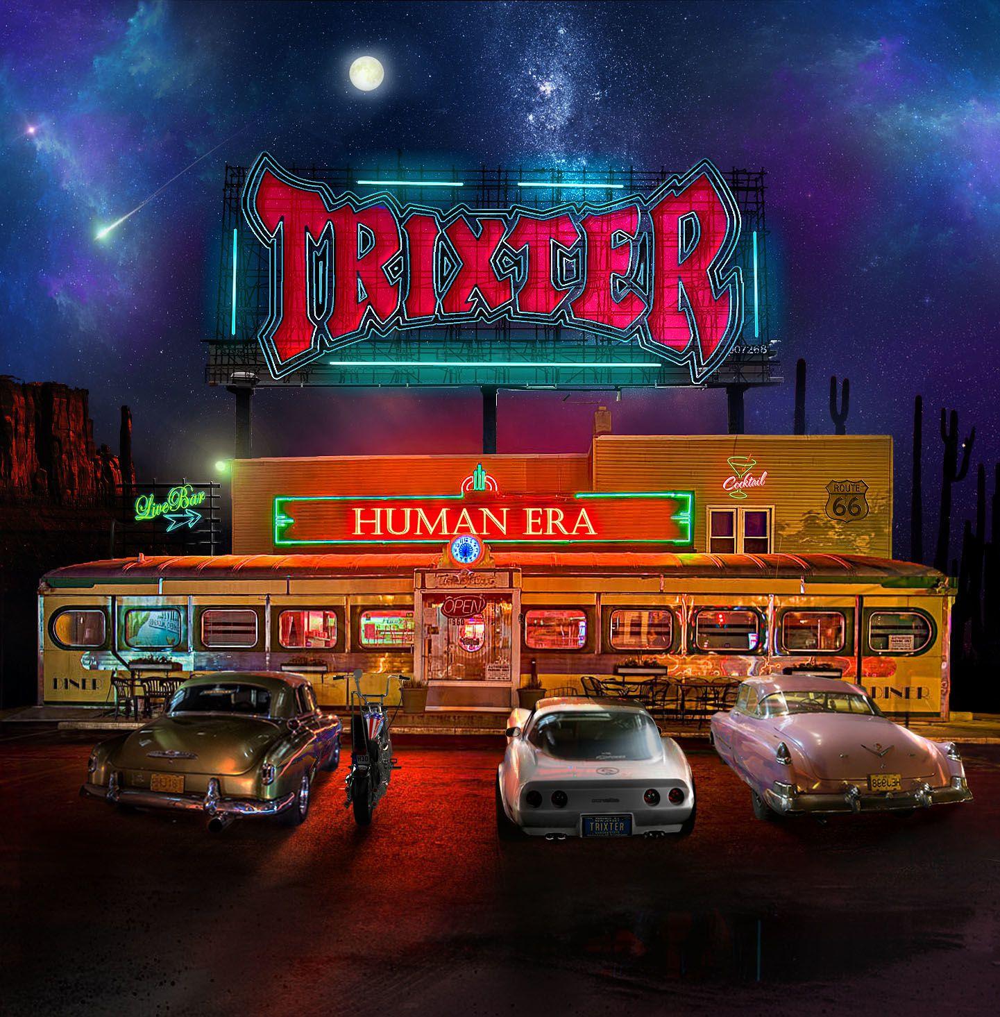 """CD review TRIXTER """"Human era"""""""