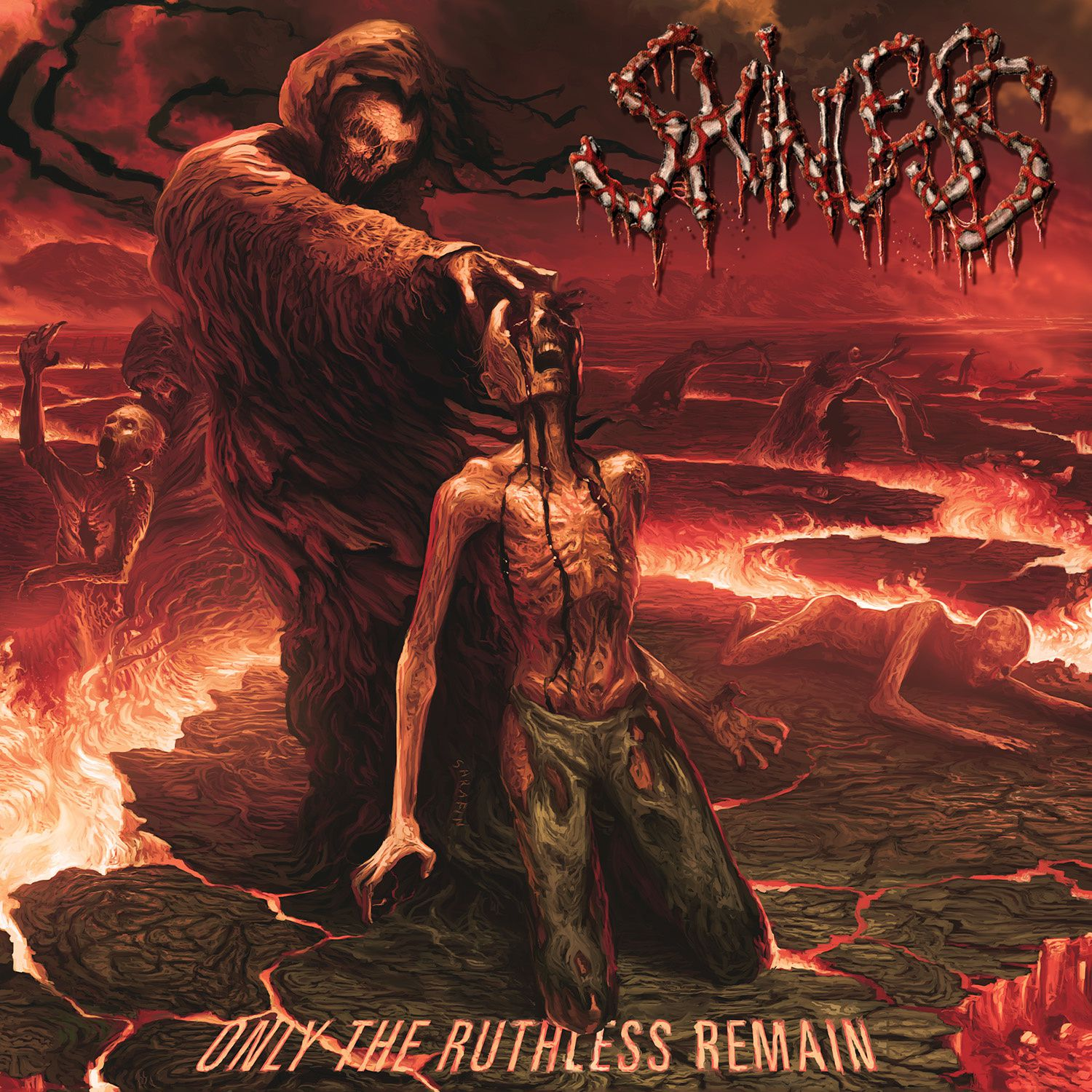 """CD review SKINLESS """"Only the ruthless remain"""""""