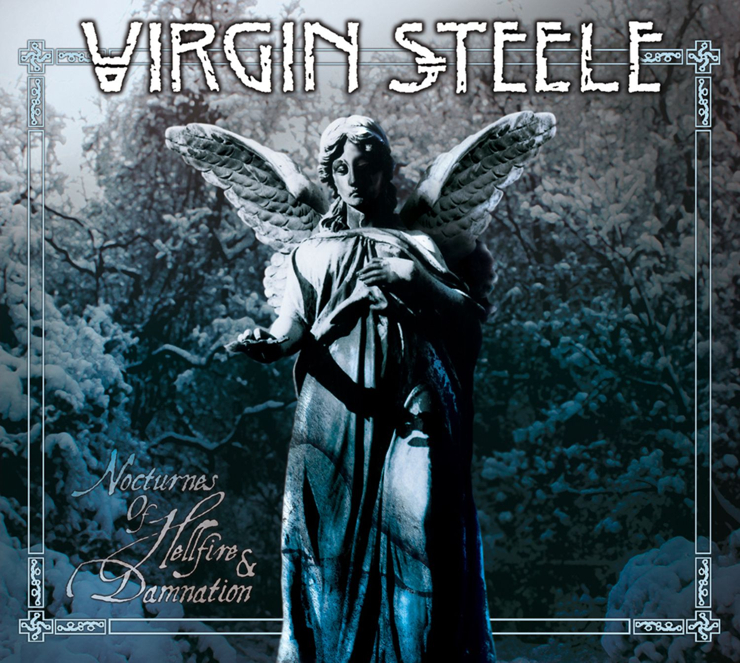 """CD review VIRGIN STEELE """"Nocturnes of hellfire & damnation"""""""