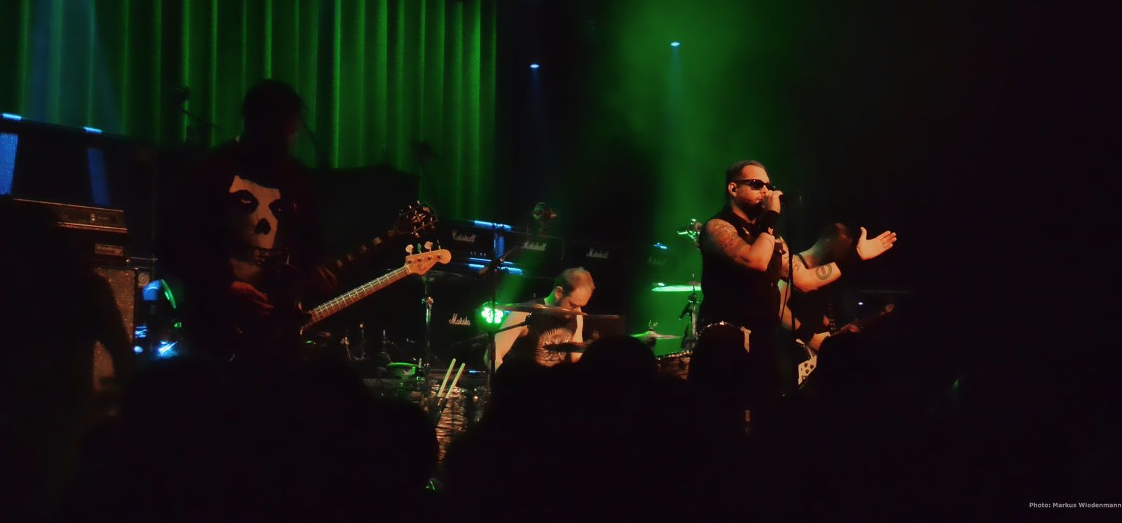 Live review ACE FREHLEY / DIABLO BLVD, Zoetermeer, 11.06.2015