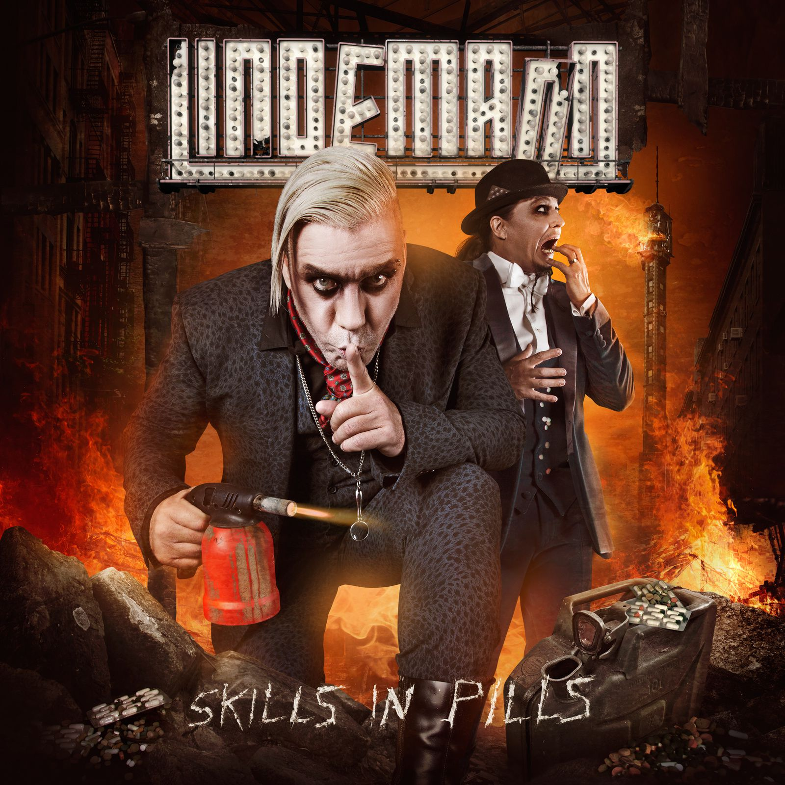 "CD review LINDEMANN ""Skills in pills"""
