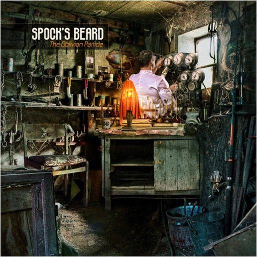 Cover of the new SPOCK'S BEARD album