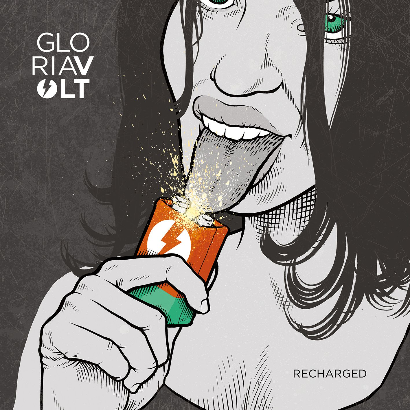 """CD review GLORIA VOLT """"Recharged"""