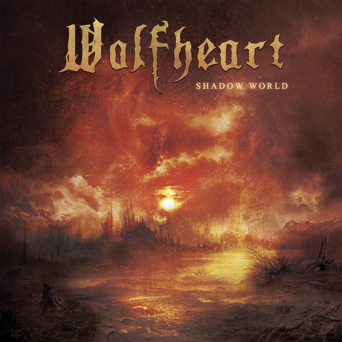 """CD review WOLFHEART """"Shadow world"""""""