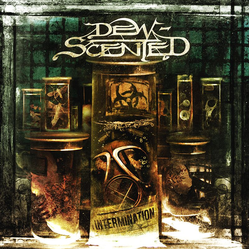 """CD review DEW-SCENTED """"Intermination"""""""