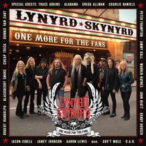 """CD review LYNYRD SKYNYRD """"One more for the fans"""""""