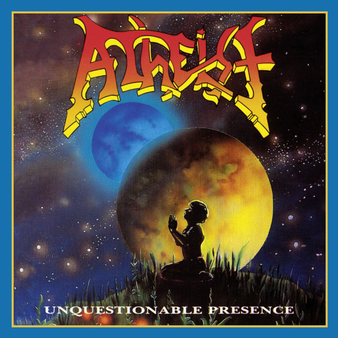 """CD review ATHEIST """"Unquestionable presence"""" re-release"""