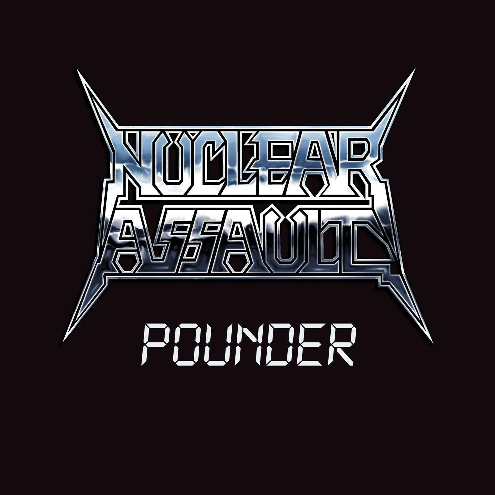 """CD review NUCLEAR ASSAULT """"Pounder"""" EP"""