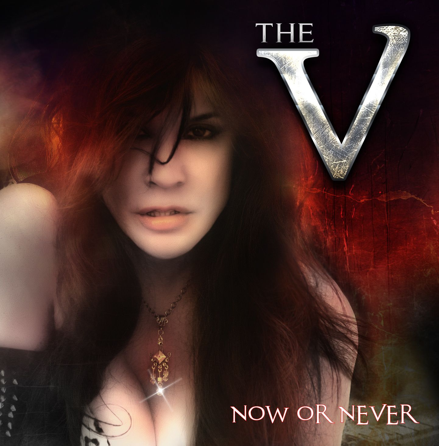 """CD review THE V """"Now or never"""""""