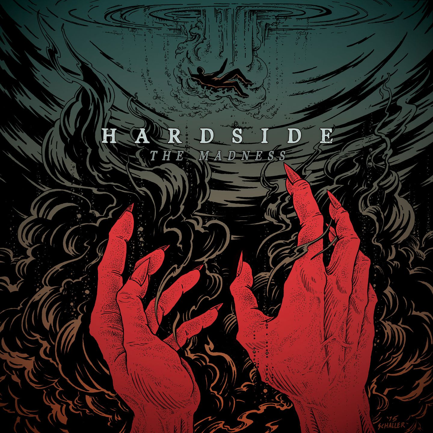"""CD review HARDSIDE """"The madness"""""""