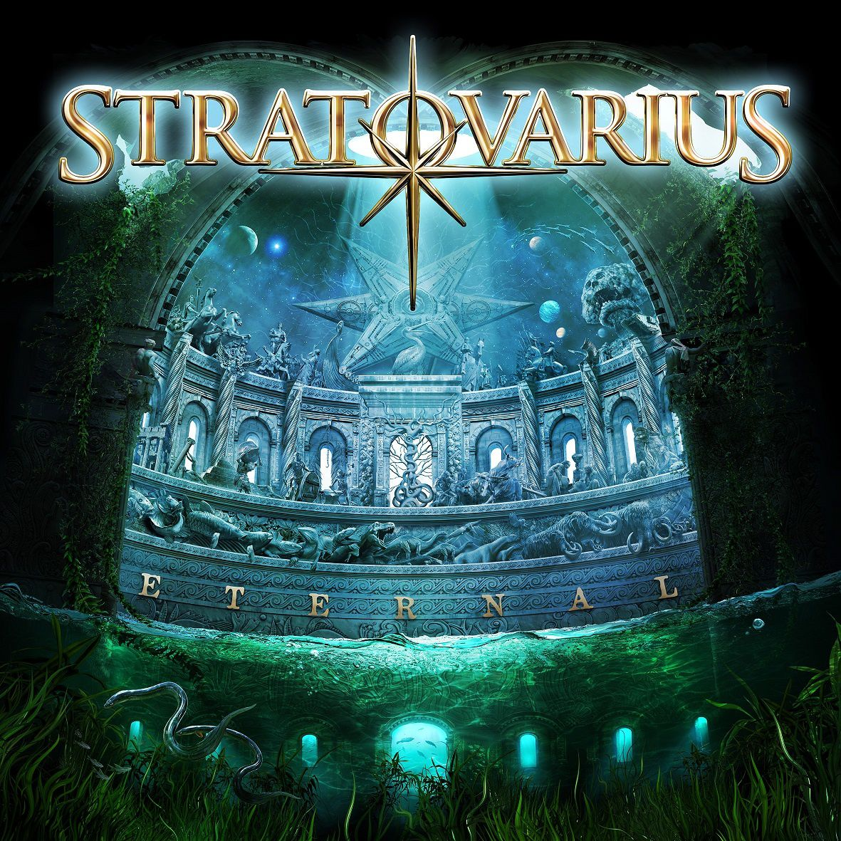 New video from STRATOVARIUS