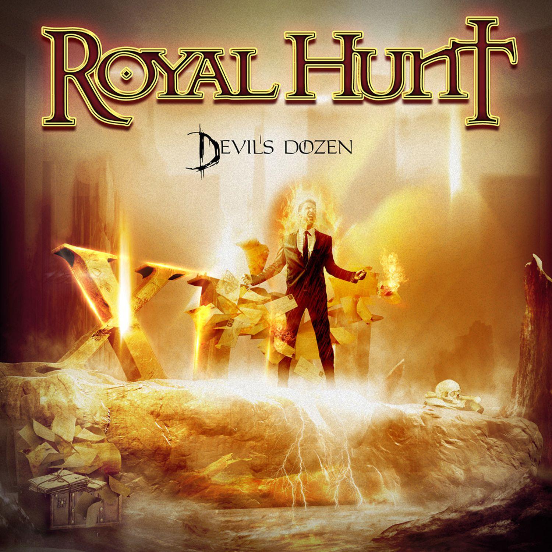 """CD review ROYAL HUNT """"XIII-Devil's dozen"""""""