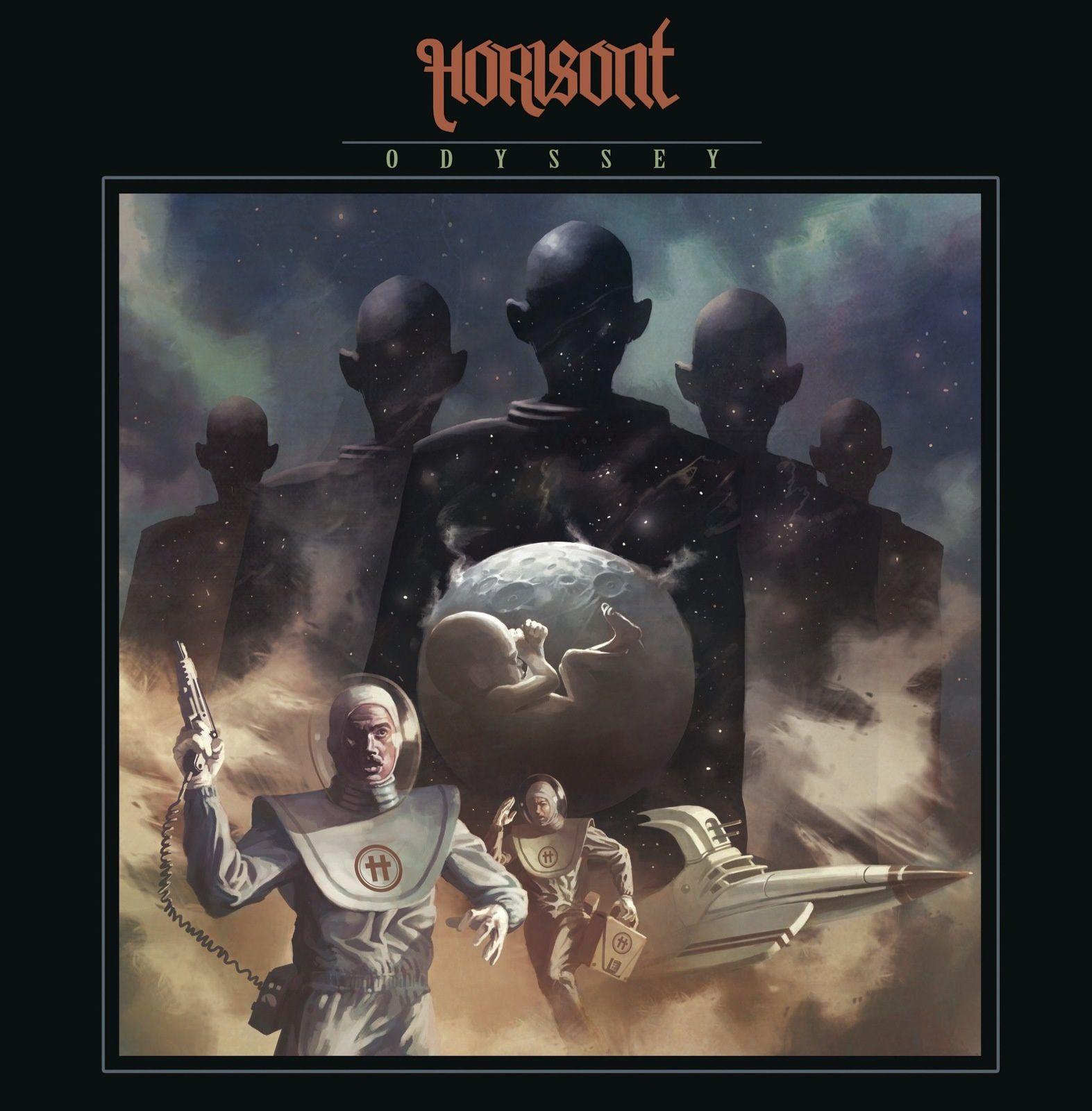 "CD review HORISONT ""Odyssey"""