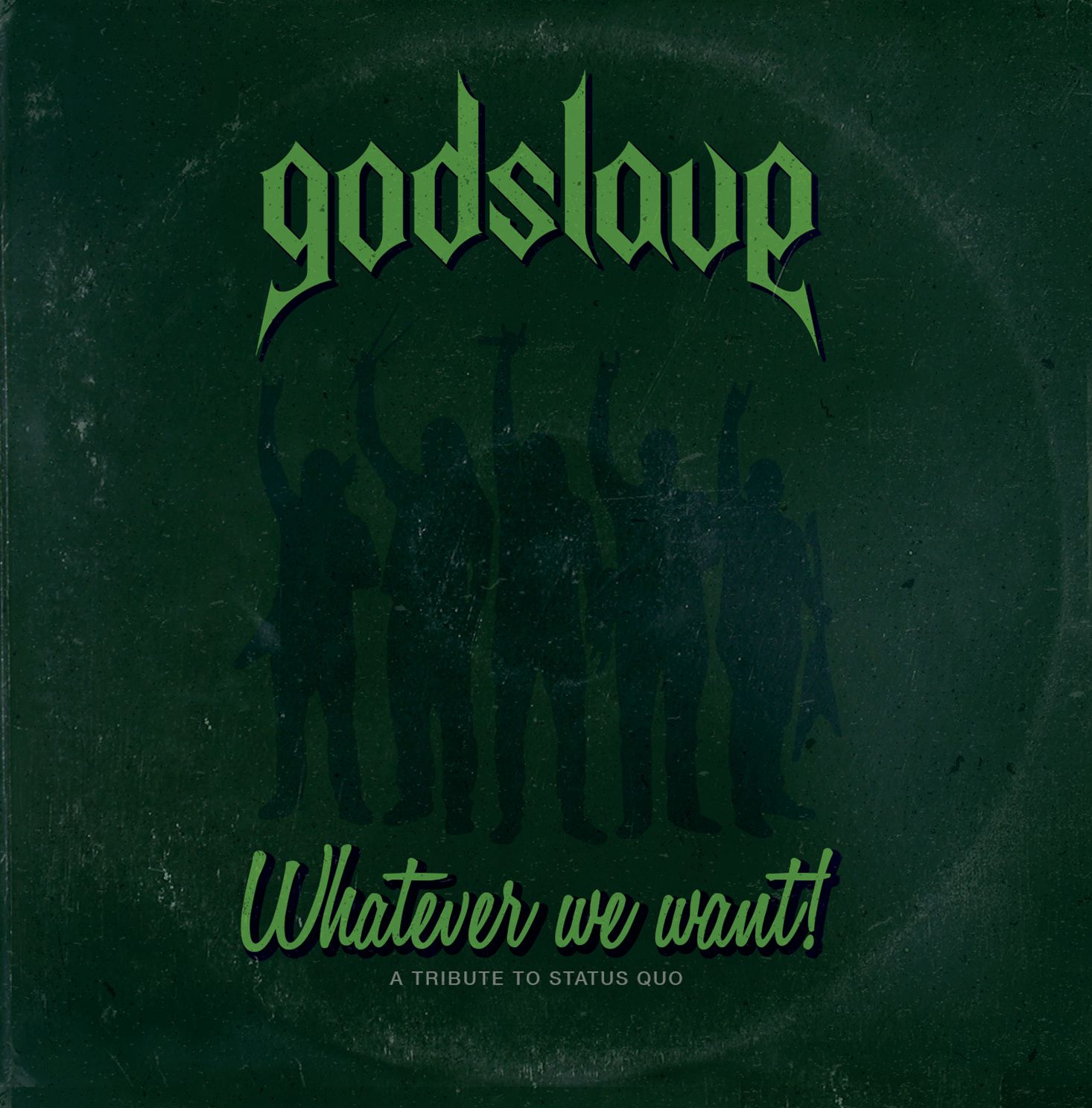 """CD review GODSLAVE """"Whatever you want"""" EP"""
