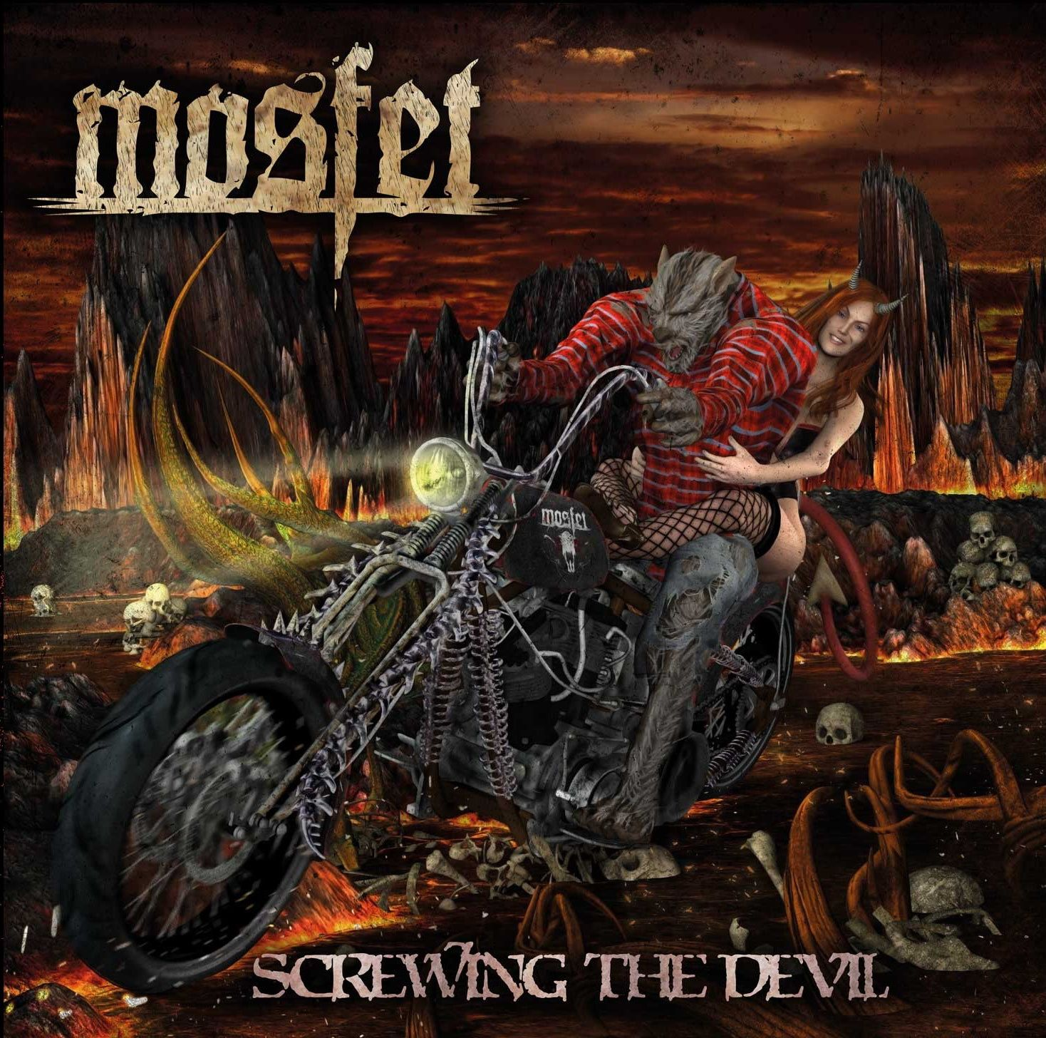 """CD review MOSFET """"Screwing the devil"""""""