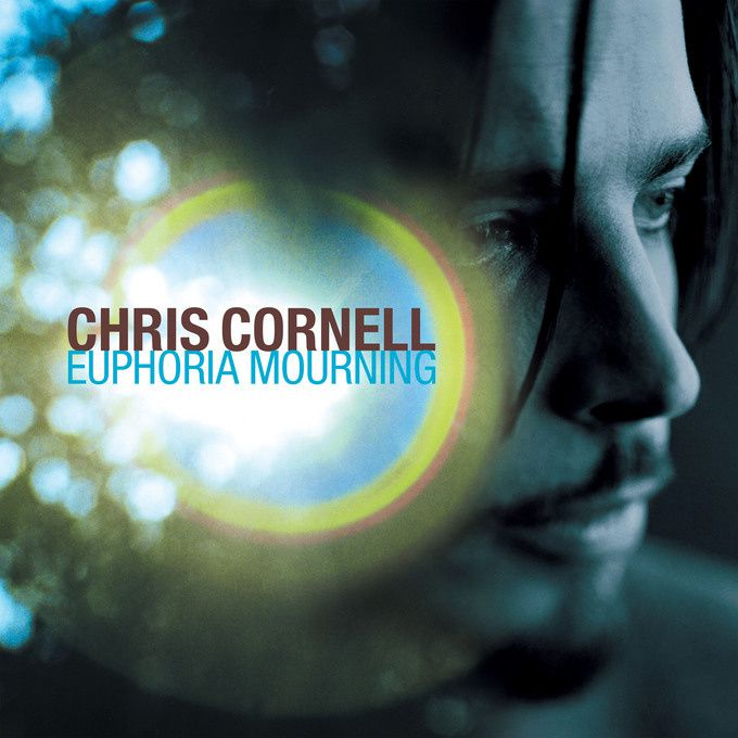 "CD review CHRIS CORNELL ""Euphoria mourning"""
