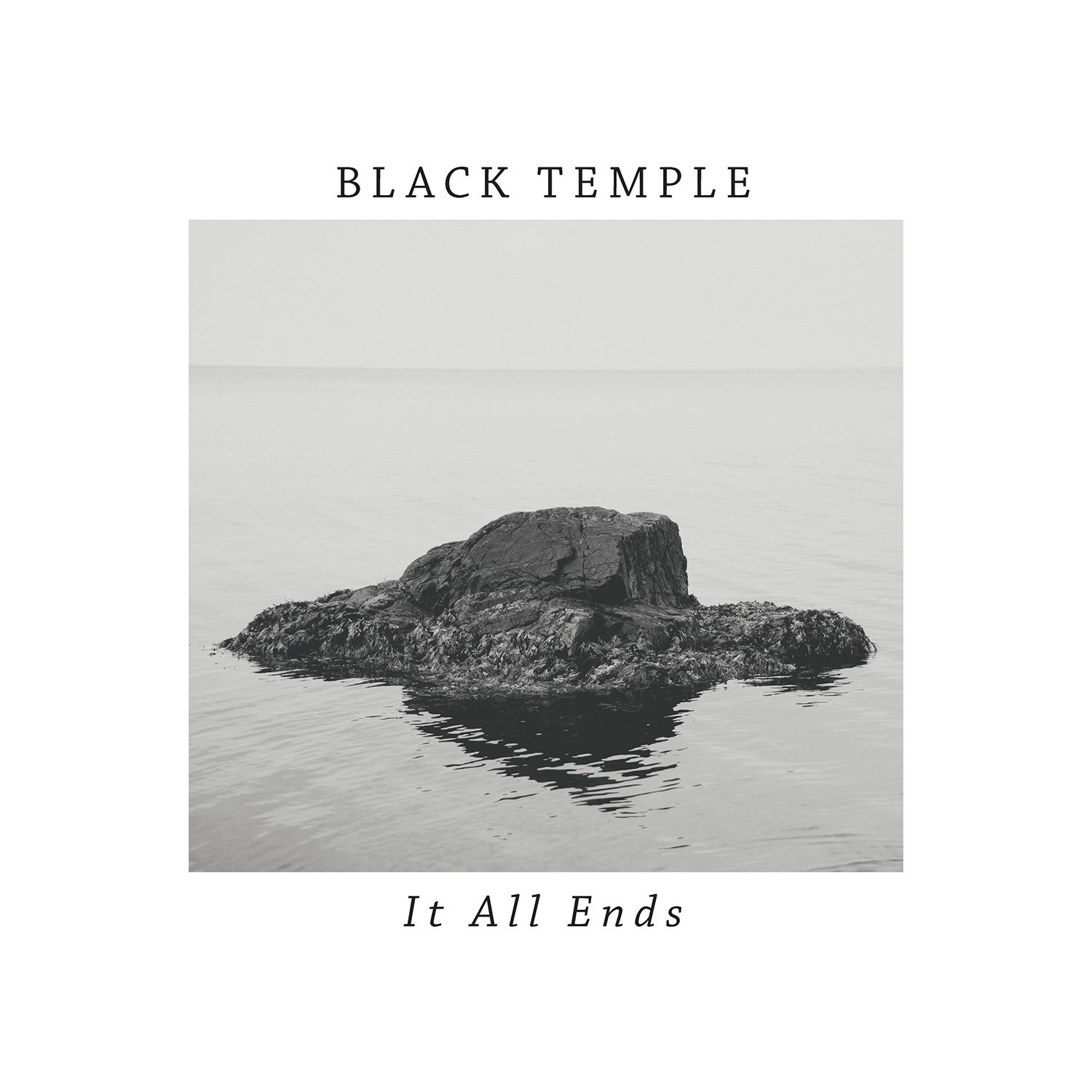 """CD review BLACK TEMPLE """"It all ends"""""""