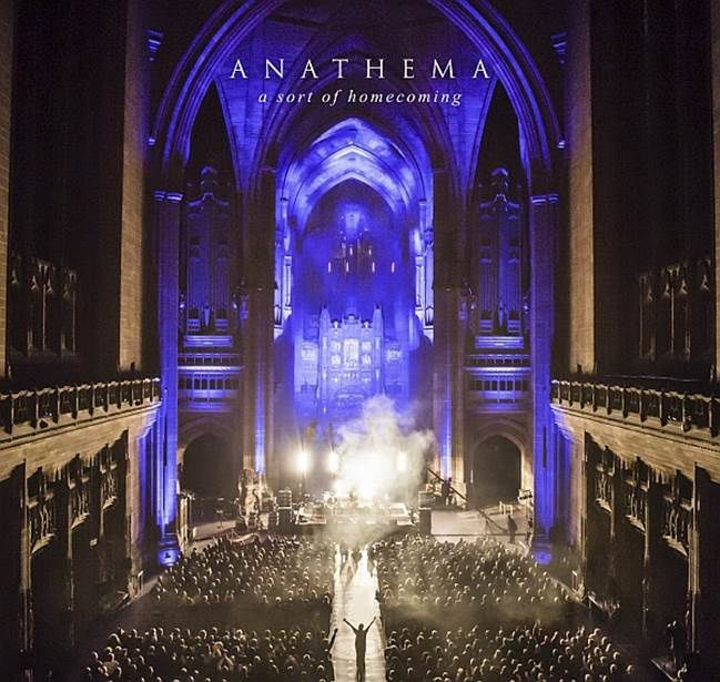 New box set from ANATHEMA
