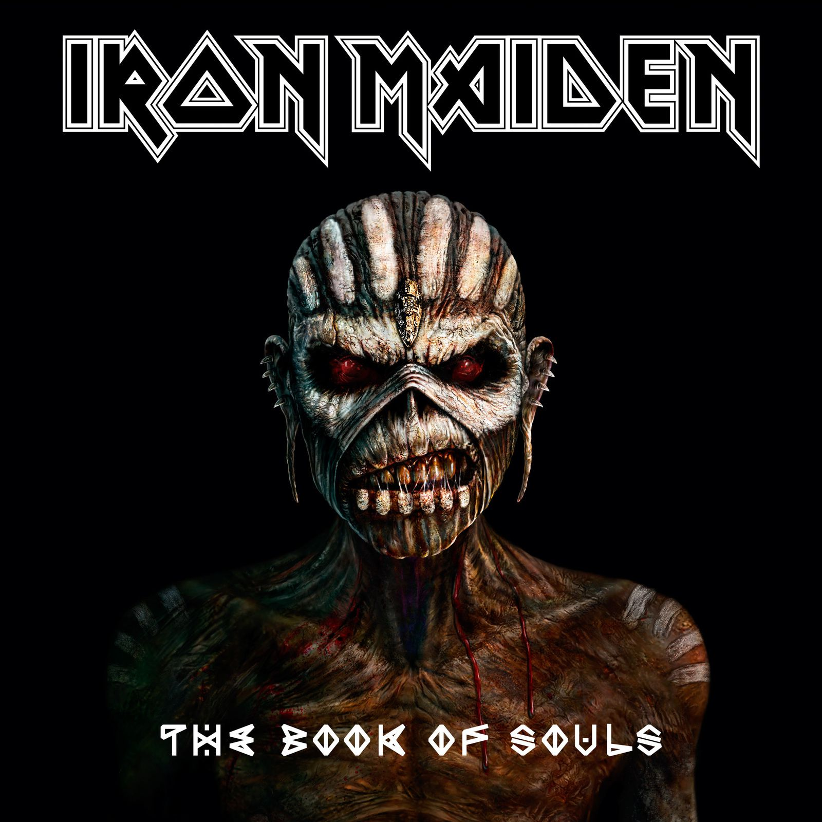 """CD review IRON MAIDEN """"The book of souls"""""""