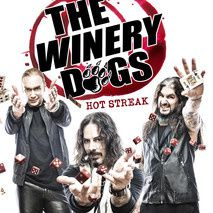 "CD review THE WINERY DOGS ""Hot Streak"""