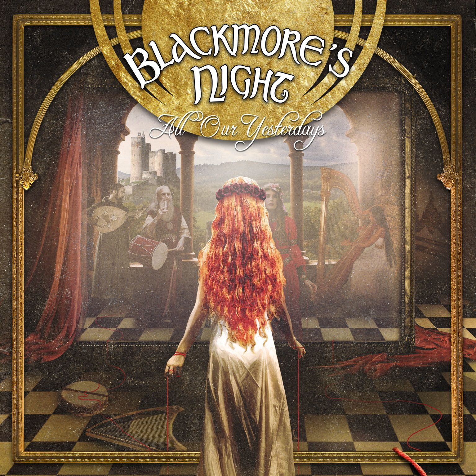 """CD review BLACKMORE'S NIGHT """"All Our Yesterdays"""""""