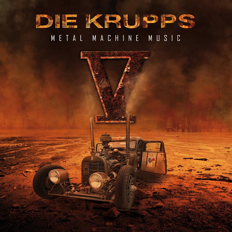 "CD review DIE KRUPPS ""V - Metal Machine Music"""