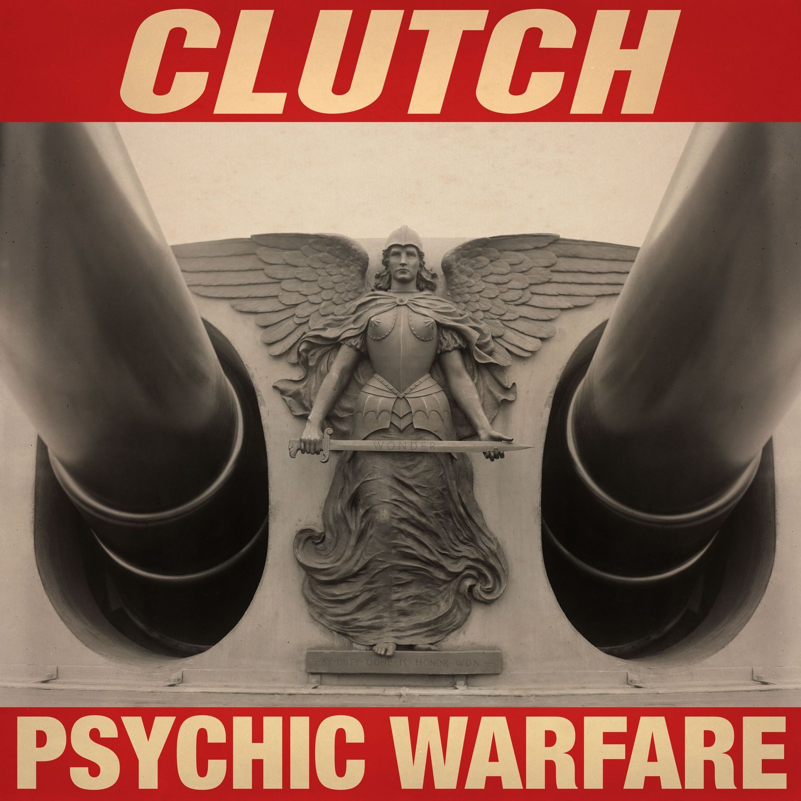 "CD review CLUTCH ""Psychic Warfare"""