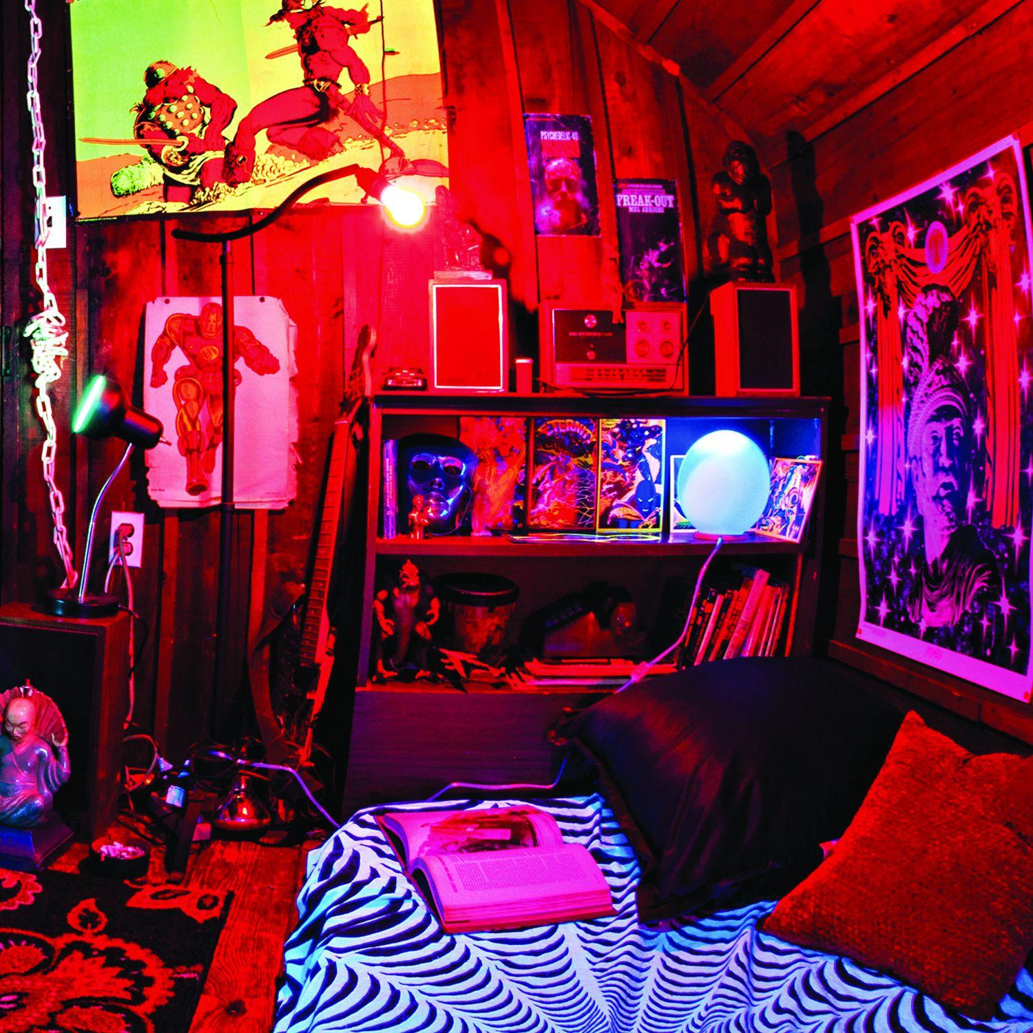 """CD review MONSTER MAGNET """"Cobras and Fire (The Mastermind Redux)"""""""