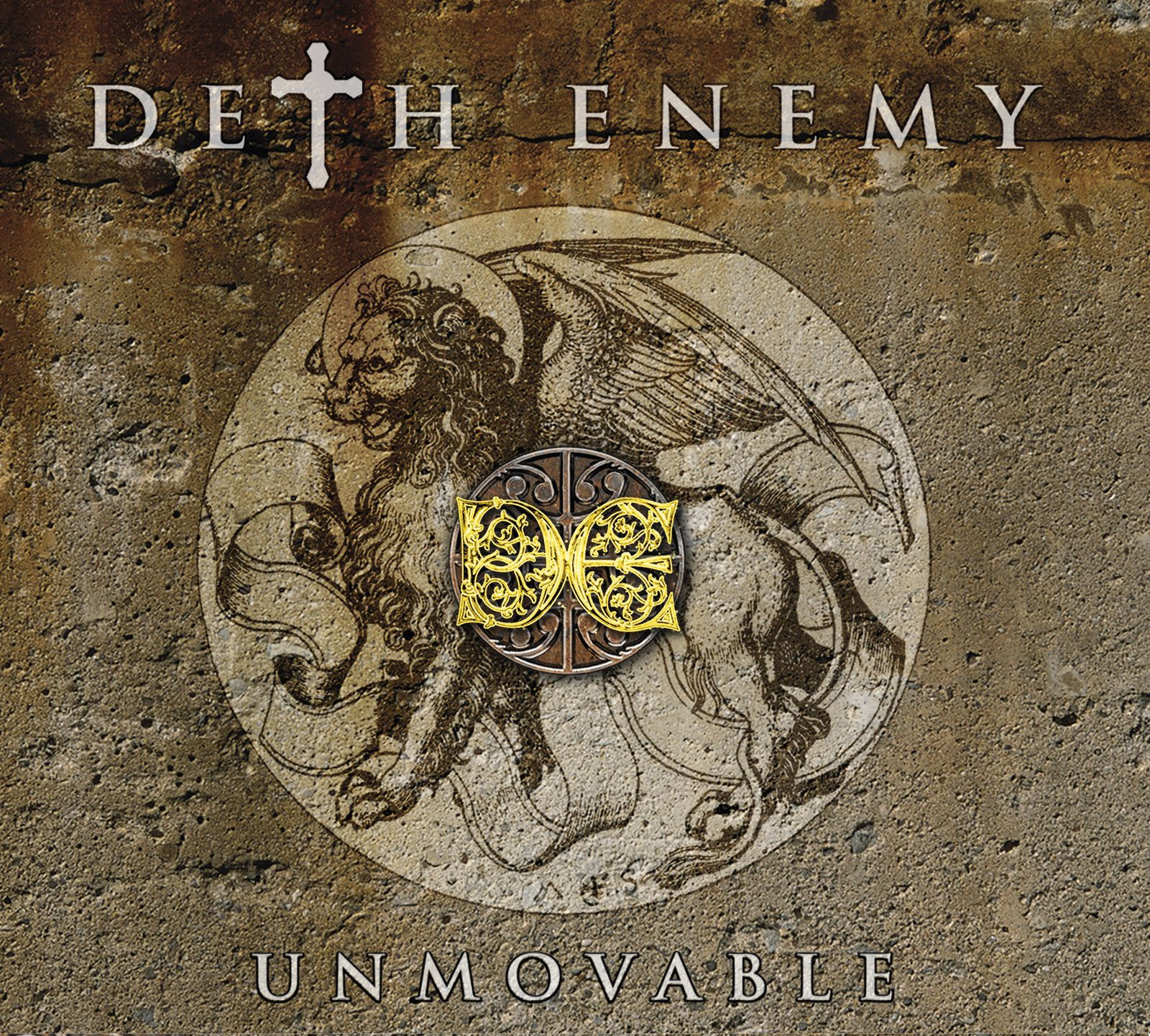 """CD review DETH ENEMY """"Unmovable"""""""