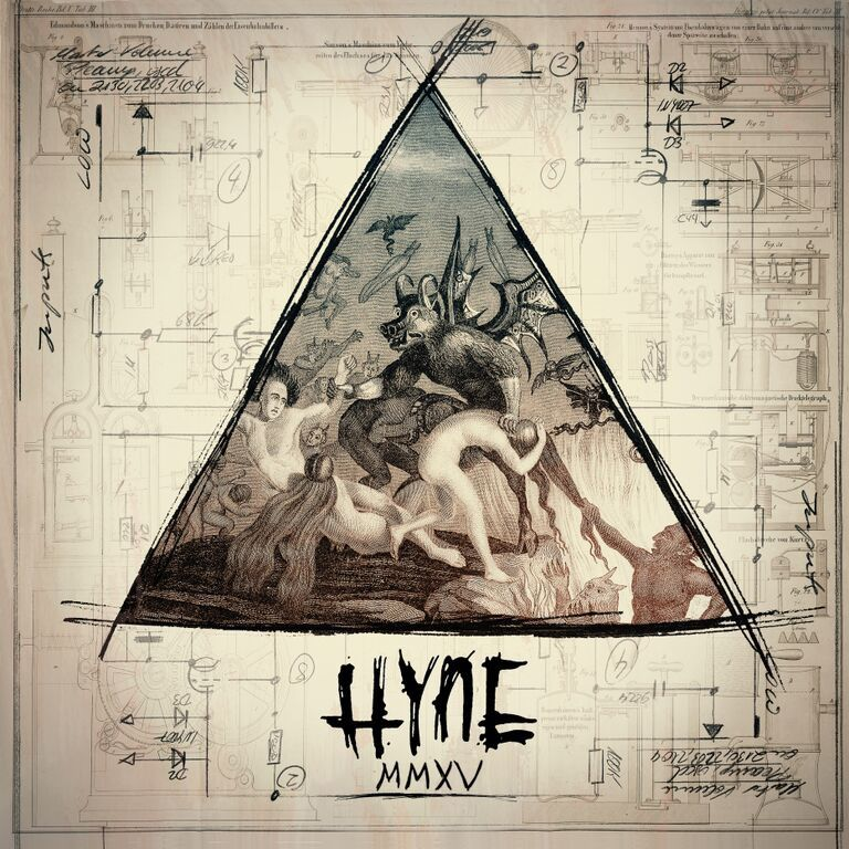 HYNE reveals first video from the upcoming album