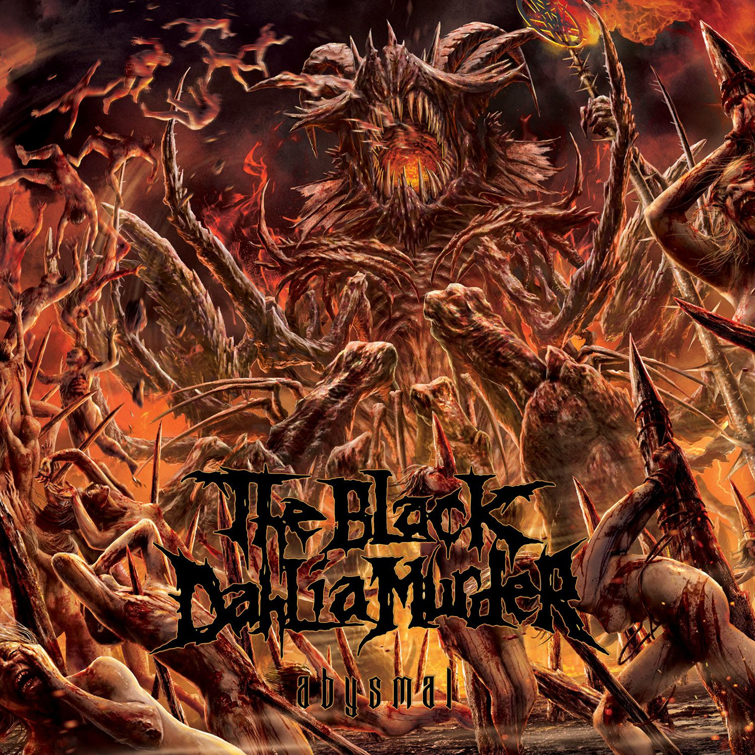 """CD review THE BLACK DAHLIA MURDER """"Abysmal"""""""