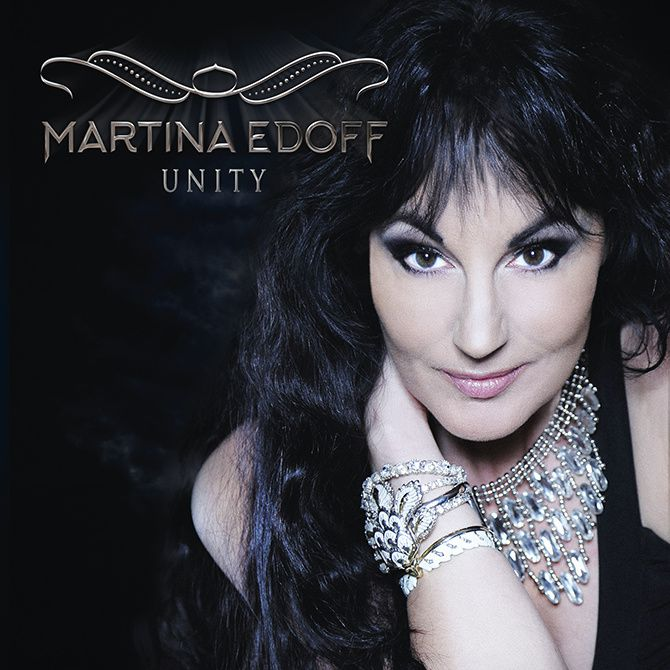 "CD review MARTINA EDOFF ""Unity"""