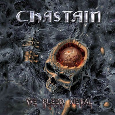 """CD review CHASTAIN """"We Bleed Metal"""""""